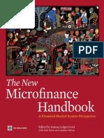 The New Microfinance Handbook