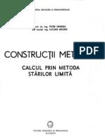 Carte an 5 Constructii Metalice