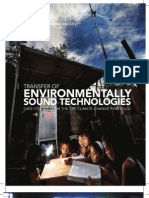 Transfer of Environmentally Sound Technologies