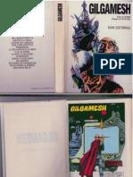 Fumetti Gilgamesh [Robin Wood - Lucho Olivera] Skorpio 1989 - Eura