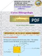 Tema 4 Hidraulica Subterranea