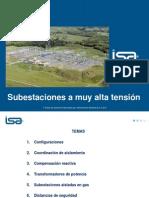 ISA-Diseño_Subestaciones - Ing. Méndez