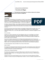 Weblogs as Instrument Of Terror (German)