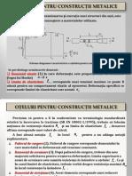 CAP. 2-O+óELURI PENTRU CONSTRUC+óII METALICE