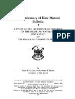 University of New Mexico Hazards of Fluoride 1938