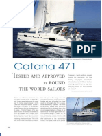 Catana 471 Article