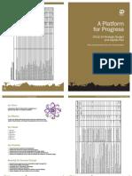 Platform for Progress