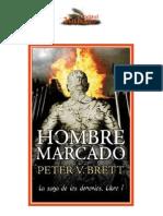 82501385 Peter v Brett Trilogia de Los Demonios 01 El Hombre Marcado