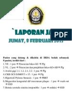 LAP JAGA 8-2-2013