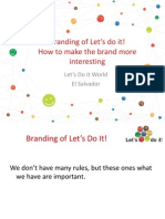 Lets Do It! How to Make Brand More Interesting_2012