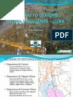Dati Ambientali Fiume Olona 081009