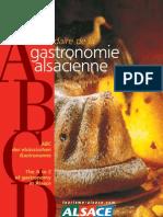 Abecedaire Gastronomie Alsacienne