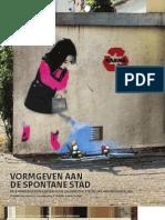 PBL (2012) Vormgeven Aan de Spontane Stad