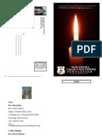 Newsletter Oct to Dec 2012