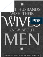 What Husband's Wish Their Wives Knew About Men