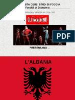 Presentando l'Albania