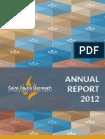 SPO Annual Report 2012