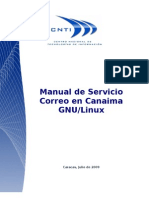 Manual Correo Posfix
