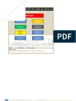 Programa de gestão de usina de asfalto