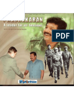 Prabhakaran a Leader for All Season Book