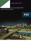 Infrastructure Design Suite 2013 Overview Brochure Es-la