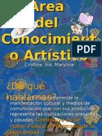 Area Del Conocimiento Artistico