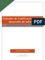 Estándar de Codificación para el desarrollo de software.docx