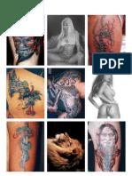 Tattoo Collection 2 de 2 Tatuajes Pintura Corporal