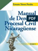 William Ernesto Tórrez Peralta - Manual de Derecho Procesal Civil Nicaragüense.pdf