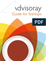 Advisoray Guide for Startups (eBook)