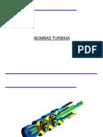 Bombas Turbina