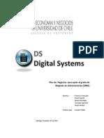Plan de Negocios DIGITAL SYSTEMS Final