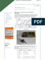 Capacimetro e Inductometro Con PIC16F84 o PIC16F628