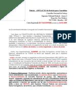 CNJ STF ANULAR Decisao Reconhecendo Concub