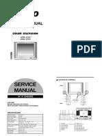 Admiral TKF3400A(Manual)