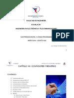 Capitulo VIII Contadores y Registros