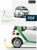 Environmentalbroschure Smart Electricdrive Eng