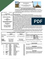 St. Joseph December 23, 2012 Bulletin