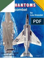 6352 USN Phantoms in Combat