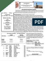 St. Michael's Dec. 23, 2012 Bulletin