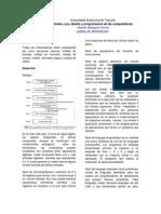 Niveles de Uso, Diseño y Programación de las Computadoras