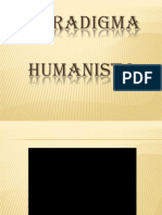 PARADIGMA HUMANISTA