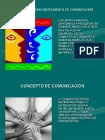 EL LENGUAJE COMO INSTRUMENTO DE COMUNICACIÓN