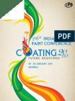 26th Indian PaintConf Advertisement Brochure