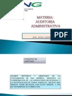 Presentacion Auditoria Para Ung