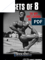 8 Sets Of 8 The Way Vince Gironda Instructed
