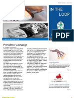 In the Loop, 2012-2013 Winter Session, Issue One - September 2012