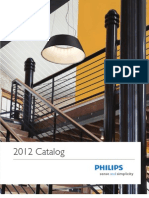 Philips 2012 Catalog