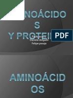 Aminoacidos y Proteinas 11111