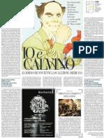 Jonatham Lethem Su Italo Calvino. Dal Suo Nuovo Libro in Uscita Per Bompiani - La Repubblica 09.02.2013
